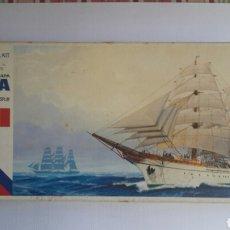 Maquetas - IMAI - maqueta barco Mircea - 1978 - completa para armar - 75094959