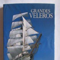 Maquetas: GRANDES VELEROS. HISTORIA Y EVOLUCION. FRANCO GIORGETTI. LIBRERIA UNIVERSITARIA BARCELONA 2007. Lote 75299331