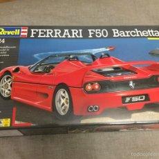 FERRARI F50 Barchetta 1:24 REVELL 07376 maqueta vehiculo coche