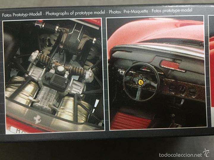 Modelle: FERRARI F50 Barchetta 1:24 REVELL 07376 maqueta vehiculo coche - Foto 2 - 147755424