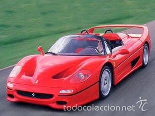 Modelle: FERRARI F50 Barchetta 1:24 REVELL 07376 maqueta vehiculo coche - Foto 6 - 147755424