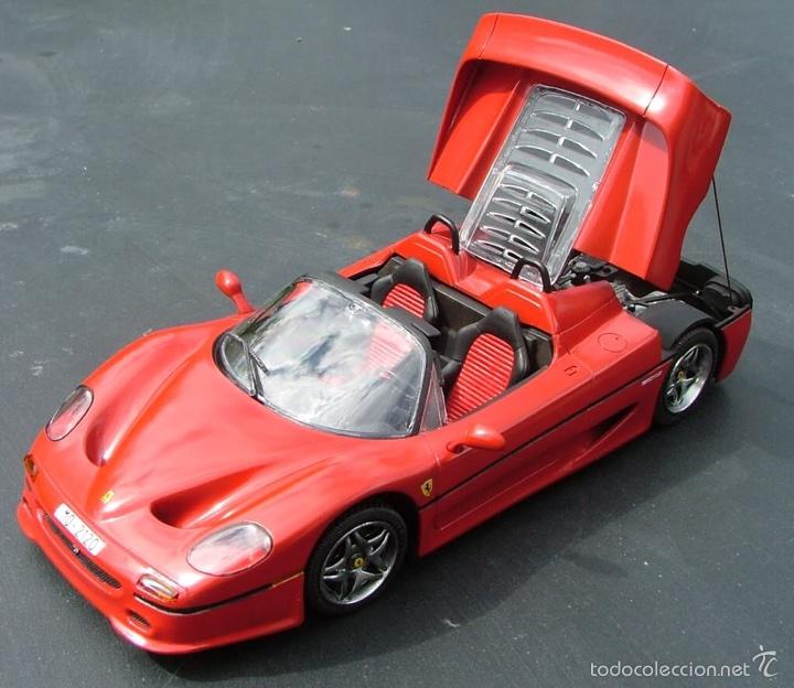Modelle: FERRARI F50 Barchetta 1:24 REVELL 07376 maqueta vehiculo coche - Foto 7 - 147755424