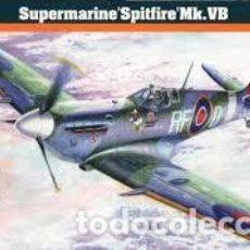 Maquetas: MISTER CRAFT - SUPERMARINE SPITFIRE MK VB D-203 1/72. Lote 75559423