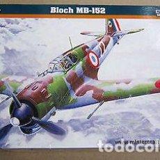 Maquetas: MISTER CRAFT - BLOCH MB-152 D-219 1/72. Lote 75608975