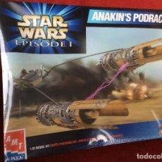 Maquetas: MAQUETA AMT STAR WARS ANAKIN'S PODRACER. Lote 75641611