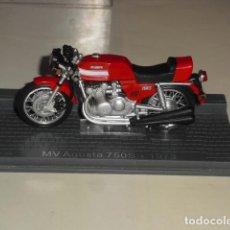 Maquetas: MV AGUSTA 750 S - 1973 -. Lote 75834087