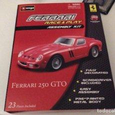 Maquetas: FERRARI 250 GTO PRECINTADA 1/43. Lote 75911382