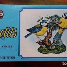Maquetas: AIRFIX. ORIGINAL MAQUETA DE PAJARITOS. BRITISH BIRDS AÑOS 70. Lote 75930911