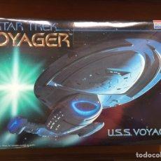 U.S.S. VOYAGER STAR TREK MONOGRAM 3604 maqueta ciencia ficción