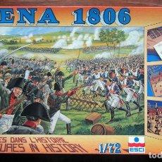 Maquetas: DIORAMA BATALLA DE JENA, 1806 - GUERRAS NAPOLEONICAS - ESCI, REF 509 - 1/72 - NAPOLEON. Lote 78031577