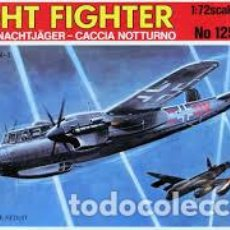 Maquetas: ITALERI - DO-217 N-1 NIGHT FIGHTER 215 1/72. Lote 78350857
