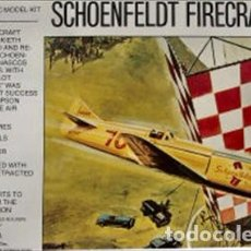 Maquetas: WILLIAMS BROS - SCHOENFELDT FIRECRACKER 32/118 1/32. Lote 134132594