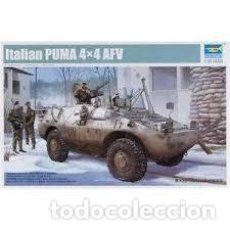 Maquetas: TRUMPETER - ITALIAN PUMA 4X4 AFV 5525 1/35. Lote 78572101