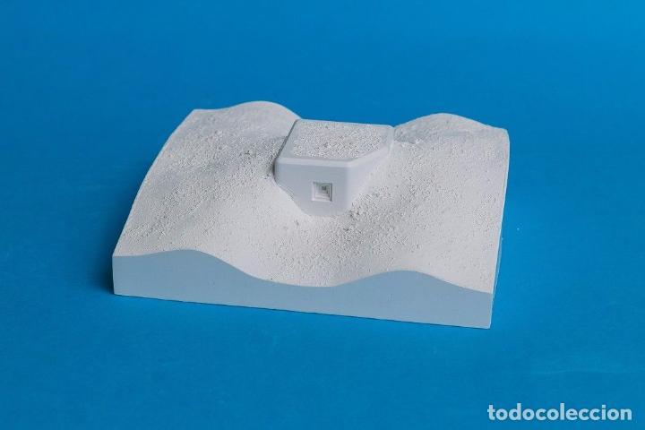 Maquetas: Samek Models F72/109 Light fortification. 37 C1 1/72 (bunker) en escayola - Foto 3 - 78945469