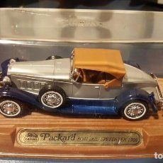 Maquetas: COCHE PACKARD BOATTAIL SPEEDSTER 1.930 . Lote 79109601