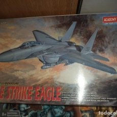 Maquetas: MC.DONNELL DOUGLAS F - 15 E STRIKE EAGLE.ESC.1/48.ACADEMY 1991.REF.1687.. Lote 79854721
