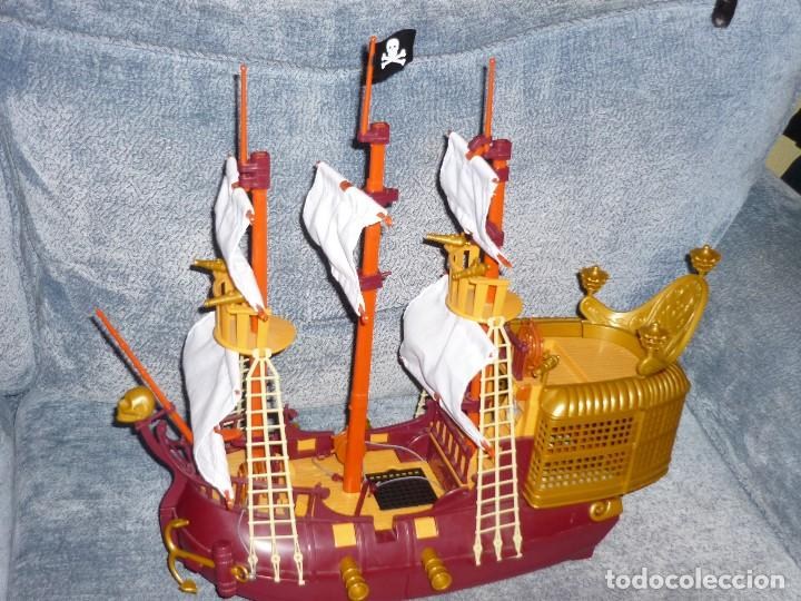 Gran Barco Pirata De Los Playmobil Medidas 55x Sold Through Direct Sale 82885904