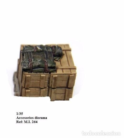 Wwii value gear resina accesorios para diorama - Sold through Direct