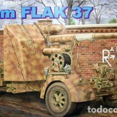 Maquetas: KIT MAQUETA 1/35 GERMAN 88MM FLAK 37. DRAGON 6287. NUEVO. . Lote 83467616