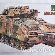 Maquetas: LEE - M3 BRADLEY 301 1/35. Lote 84128856