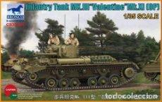 Maqueta 1 35 British Infantry Tank Mk Iii Val Comprar Maquetas
