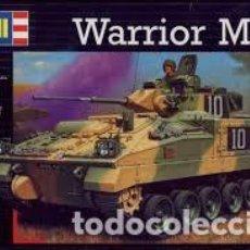 Maquetas: REVELL - WARRIOR MCV 3128 1/72. Lote 84250380