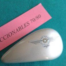 Maquetas: MOTO HARLEY DAVIDSON FLSTF FAT BOY SCALA 1:4 PLANETA DE AGOSTINI DEPOSITO GASOLINA PARTE DERECHA. Lote 85407900