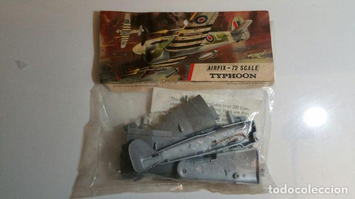 AIRFIX TYPHOON 72 SCALE (Juguetes - Modelismo y Radio Control - Maquetas - Aviones y Helicópteros)