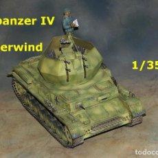 Maquetas: FLAKPANZER IV WILBERWIND G 1/35. Lote 86617492