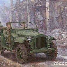 Maquetas: KIT MAQUETA 1/35 SOVIET GAZ-67B. TRUMPETER 02346. NUEVO.. Lote 87571464