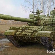 Maquetas: KIT MAQUETA 1/35 RUSSIAN T-62 ERA 1972. TRUMPETER 01556. NUEVO.. Lote 87573176