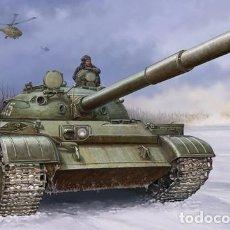 Maquetas: KIT MAQUETA 1/35 RUSSIAN T-62 1960. TRUMPETER 01546. NUEVO.. Lote 87573776