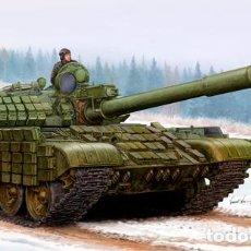 Maquetas: KIT MAQUETA 1/35 RUSSIAN T-62 ERA 1962. TRUMPETER 01555. NUEVO.. Lote 87573828