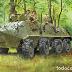 Maquetas: KIT MAQUETA 1/35 RUSSIAN BTR 60PA. TRUMPETER 01543. NUEVO. . Lote 87574052