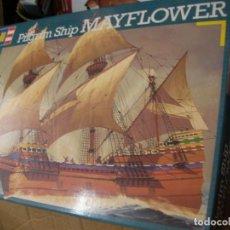 Macchiette: ANTIGUA MAQUETA MAYFLOWER DE REVELL. Lote 88772432