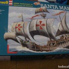 Macchiette: ANTIGUA MAQUETA SANTAMARIA DE REVELL. Lote 88772528