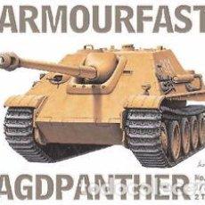 Maquetas: ARMOURFAST - JAGDPANTHER 99002 1/72 2 MODELOS POR CAJA . Lote 89106668