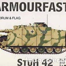 Maquetas: ARMOURFAST - STUH 42 99023 1/72 2 MODELOS POR CAJA. Lote 89107764