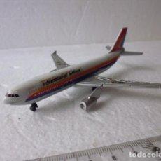 Maquetas: INTERNATIONAL AIRLINES-IL 26-12,5 X 11 CM-METALICO. Lote 89191020
