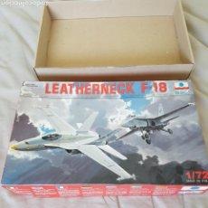 Maquetas: ESCI LEATHERNECK F-18, 1/72. Lote 89489595