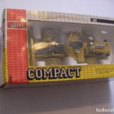 Maquetas: ANTIGUA MAQUETA JOAL MADE IN SPAIN COMPACTADOR REF. CAT 825 B - ESCALA 1/50. Lote 91047725
