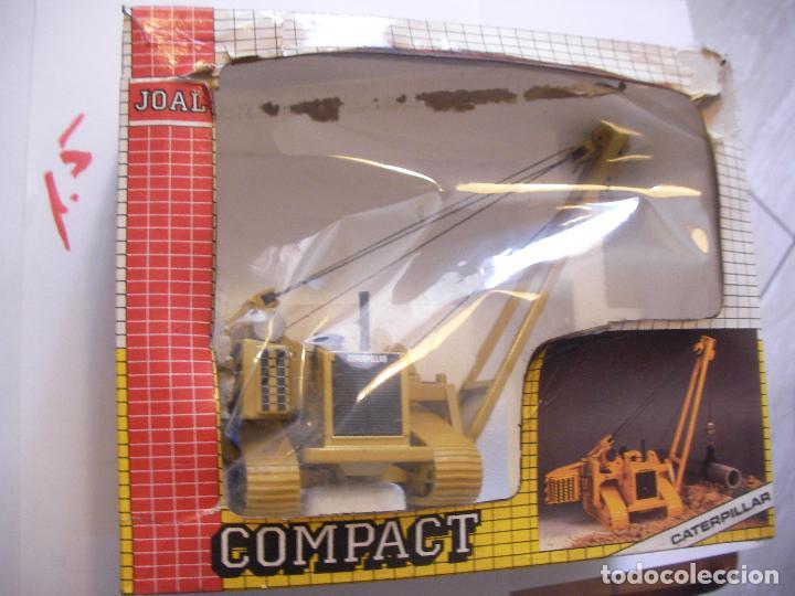 ANTIGUA MAQUETA JOAL MADE IN SPAIN TIENDE TUBOS C 591 (Juguetes - Modelismo y Radiocontrol - Maquetas - Construcciones)