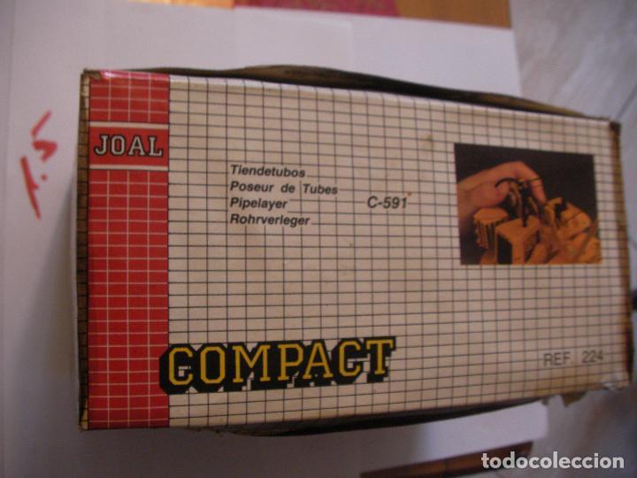 Maquetas: ANTIGUA MAQUETA JOAL MADE IN SPAIN TIENDE TUBOS C 591 - Foto 2 - 91049925
