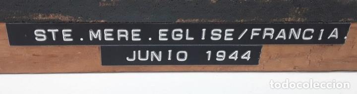 Maquetas: MAQUETA DE LA SEGUNDA GUERRA MUNDIAL. RESINA. PINTADO A MANO. ESPAÑA. SIGLO XX. - Foto 17 - 91115945