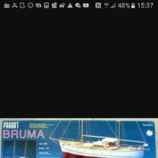 Maquetas - Kit pesquero español bruma radio control - 91277285