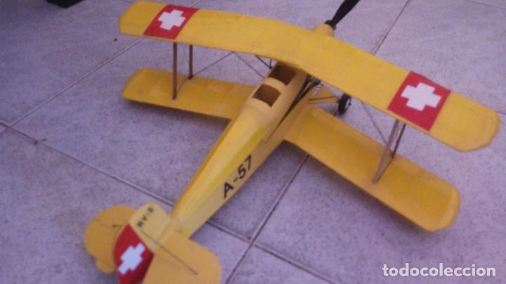 Maquetas: Avioneta suiza bucker bu 131B junngman - Foto 2 - 91533710