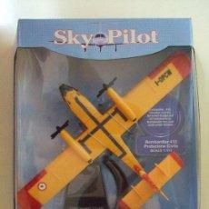 Maquetas: HIDROAVIÓN BOMBARDIER CANADAIR CL-415 - NEWRAY SKY PILOT ESCALA 1:110 AVIÓN EXTINCIÓN INCENDIOS. Lote 171460368