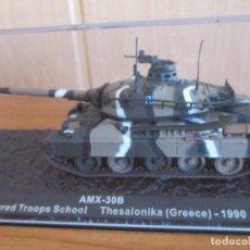 Macchiette: ALTAYA: CARROS DE COMBATE 1/72 - AMX-30B. Lote 217037198