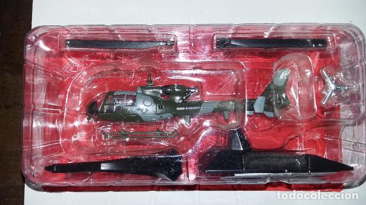 WESTLAND GAZELLE HT 2. HELICOPERO ALTAYA 1/72 (Juguetes - Modelismo y Radio Control - Maquetas - Aviones y Helicópteros)
