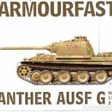 Maquetas: ARMOURFAST - PANTHER AUSF G 99024 1/72 2 UNIDADES POR CAJA. Lote 93697205